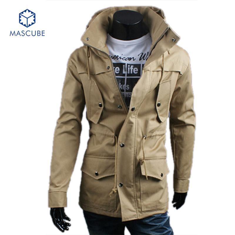 2015 Brand New Casual Hoodie Jackets for Men chaquetas hombre Slim Finess Zipper Coats Solid Color Turn-down Collar Outwear(China (Mainland))