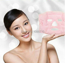 Hot selling Tourmaline face mask 20pcs magnets massager slim face cold mask for facial beauty mask