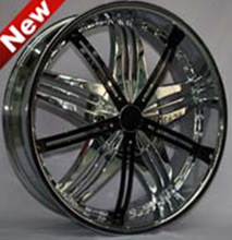 2014 NEW DESIGN CHROME WHEELS FIT FOR MANY BRAND CARS 20INCH (China (Mainland))
