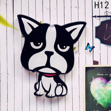 Милый Шарм Pet товары для собак кулон значок украшены шпильки Мультяшные Броши телефон в виде ракушки паста двойного назначения действовать ...(China)