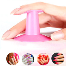 Nail Art Painting Finger Rest Stand Support Holder Salon Pedicure Manicure Hand Relaxing Hot sale Free shipping(China (Mainland))