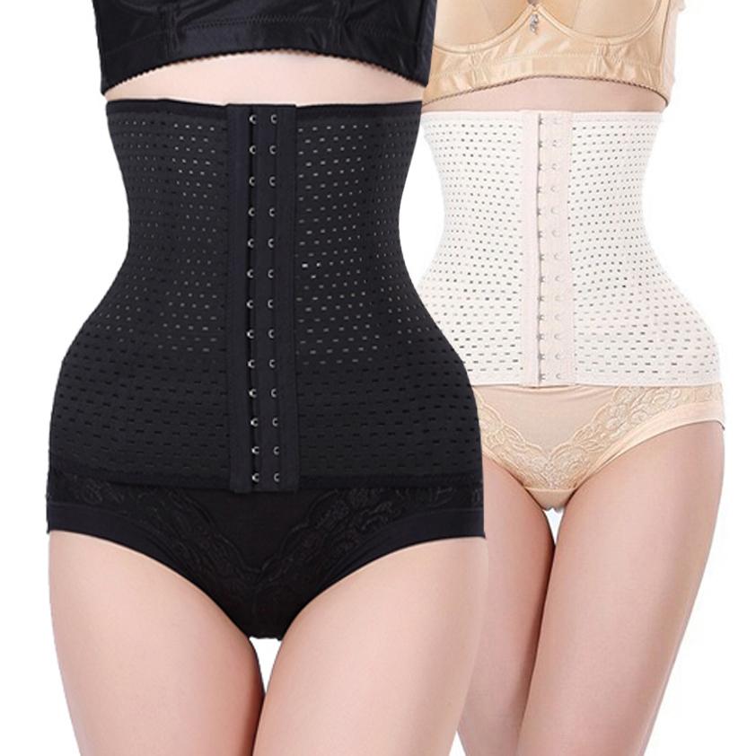 women slimming Cheap body shaper Bustier belt fash...