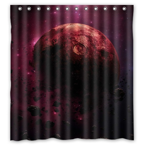 Pookoo Tsarye Personalized Custom Shower Curtain Bath Curtain More Sizes Good Gift In Shower