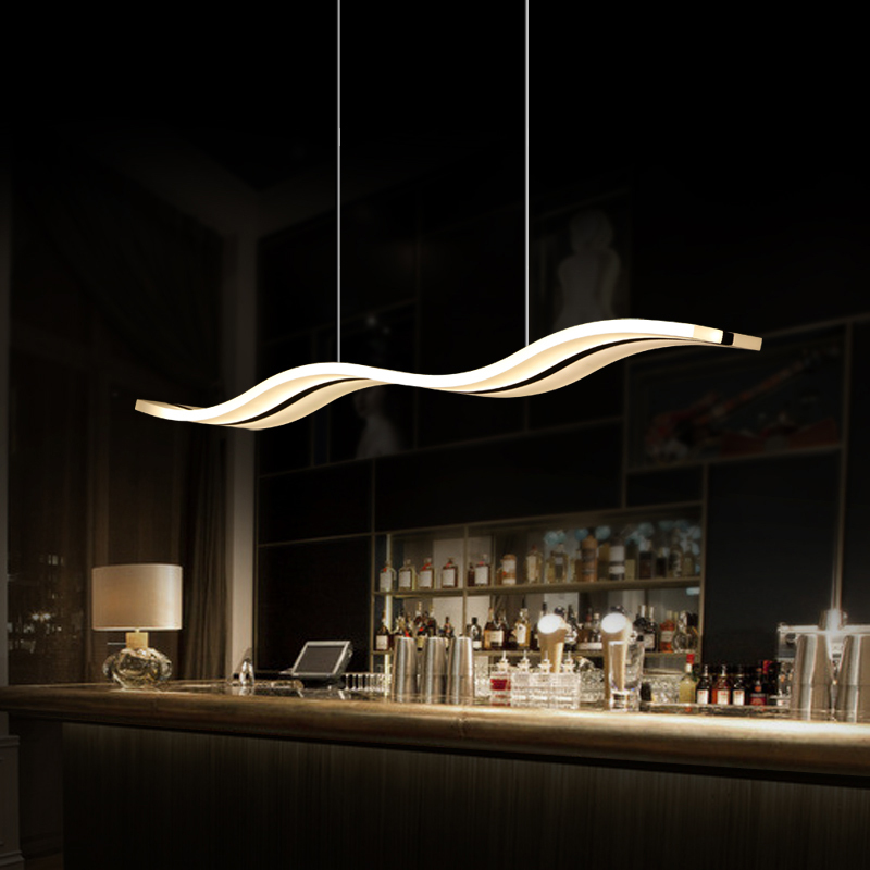 New Style Free Shipping Dining Room Living Room LED Modern Pendant Light Crea