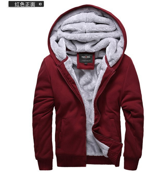 Free Shipping 2014 New Thick Fall Winter Men outwear Male Casual jackets