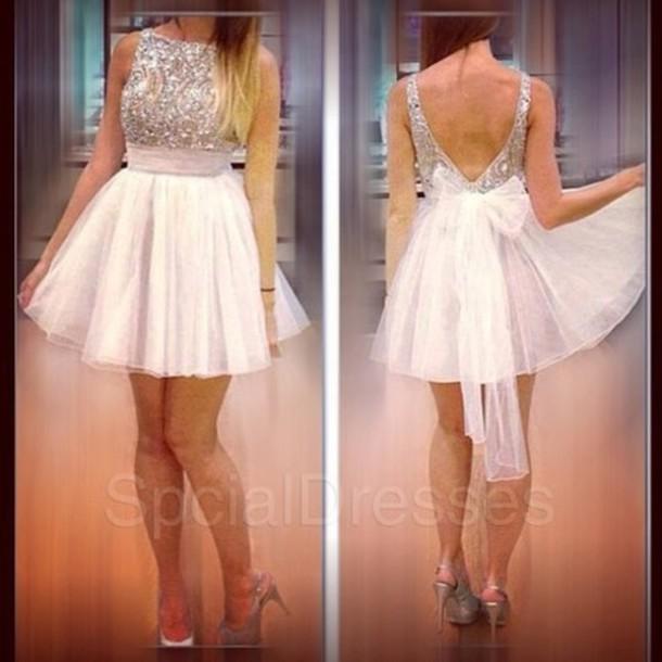 Scoop Short A-line Beaded Tulle Homecoming Graduation Dress Tutu Prom Dresses LS091311(China (Mainland))