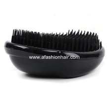 1pc tangle hair brush for brazilian indian keratin extension human wig styling detangling comb tools Free shipping