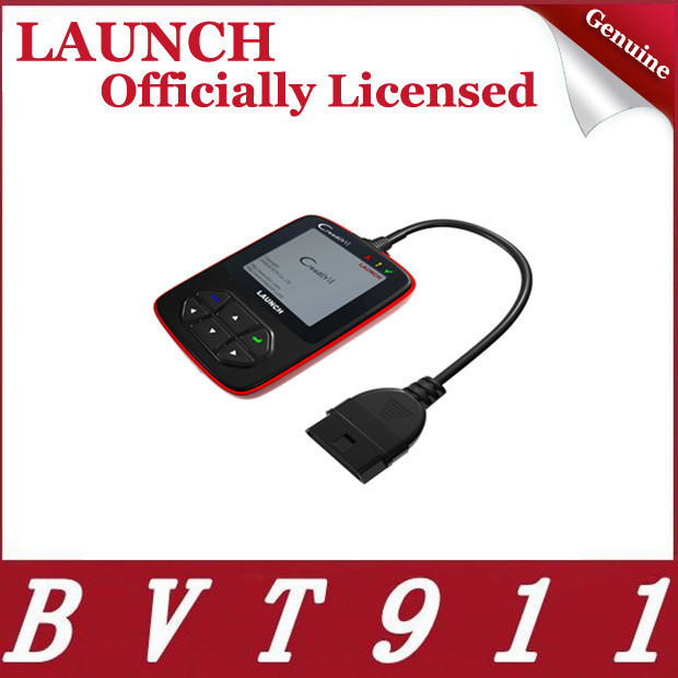 Promotion 2015 100% original Online-Update Color screen Launch Creader 6 OBD2 Code reader, Launch creader VI with lowest price(China (Mainland))