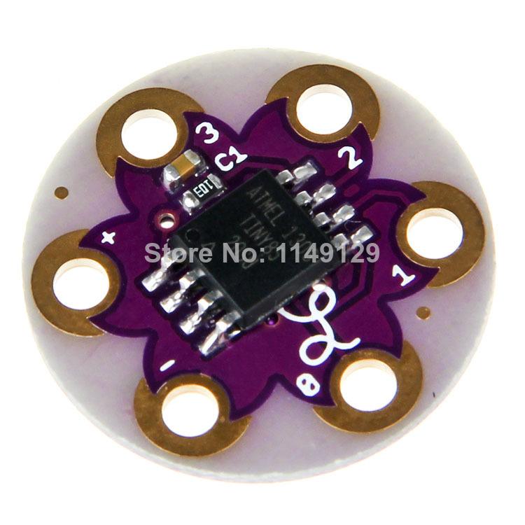 LilyPad Accelerometer - Creatron Inc
