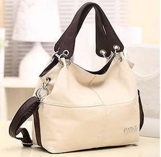 HOT!!!! Women Handbag Special Offer PU Leather bags women messenger bag/ Splice grafting Vintage Shoulder Crossbody Polar Bags(China (Mainland))