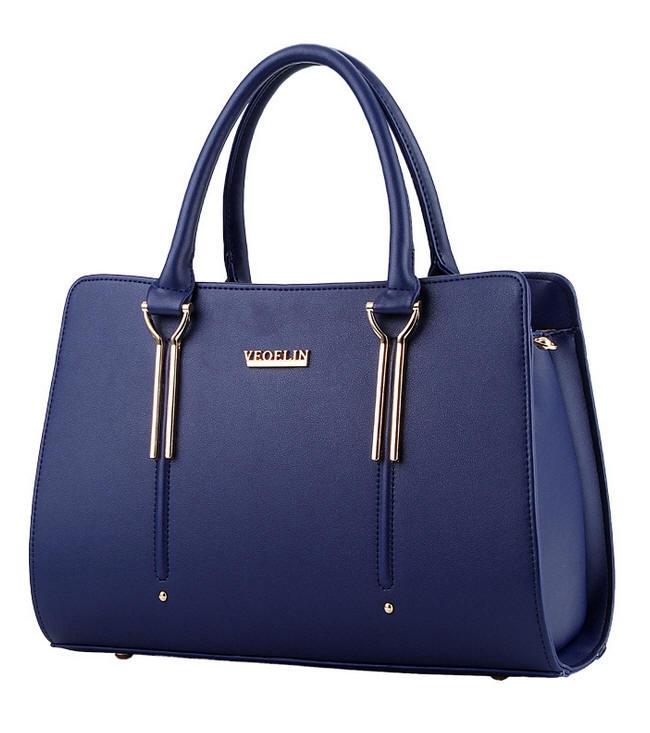2015 brand women messenger bags  women leather handbags  women bag solid bolsa feminina fashion bag ladies(China (Mainland))