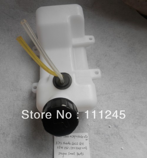 FUEL TANK ASSEMBLY FOR HONDA GX22 GX31 FREE SHIPPING CHEAP FUEL TANK + CAP+ FILTER+LINE REPLACEMENT OEM PART# 17511.ZM5.003(China (Mainland))