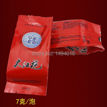 125g best Slimming Dahongpao Oolong Tea Wuyi dahongpao Different Tea Weight Loss Tea packing is 125g