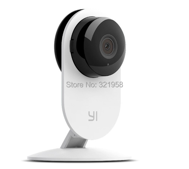XIAOMI XIAOYI Smart Camera wireless control works with App For android phone HD DVR Audio Video CCTV Cameras(China (Mainland))