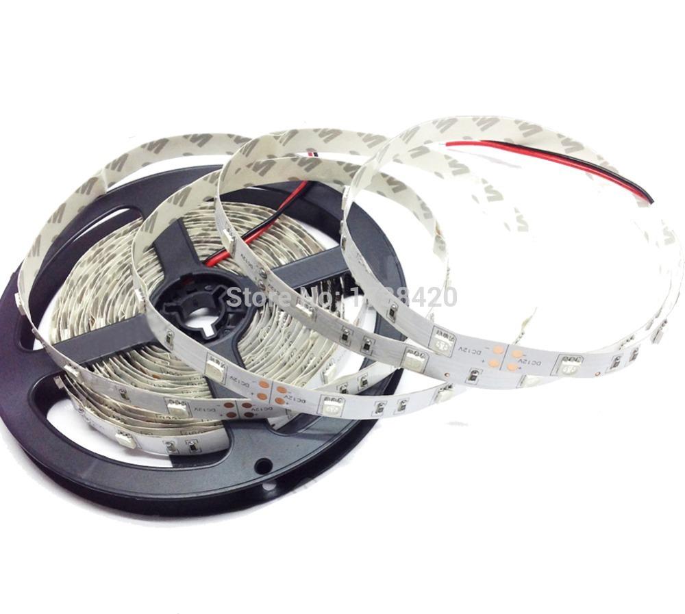 30leds/m 10Meter/lot rgb LED Strip 5050 SMD, IP22 Non-waterproof decorative led ribbon White/Red/Yellow/Blue/RGB(China (Mainland))
