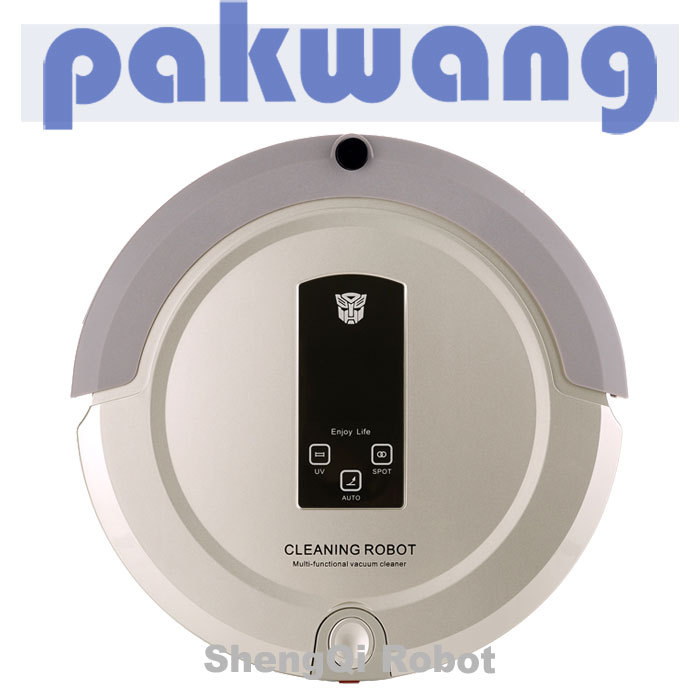 Robot Vacuum Cleaner for Any Kind of Floor,Cleaning Equipment For Hotel(China (Mainland))