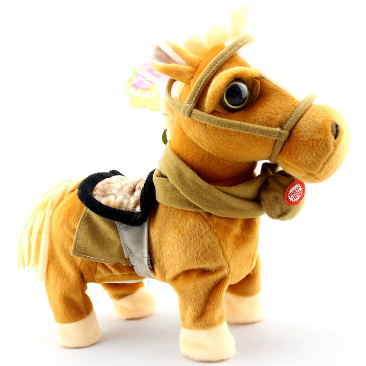 online kaufen gro handel walking horse spielzeug aus china. Black Bedroom Furniture Sets. Home Design Ideas