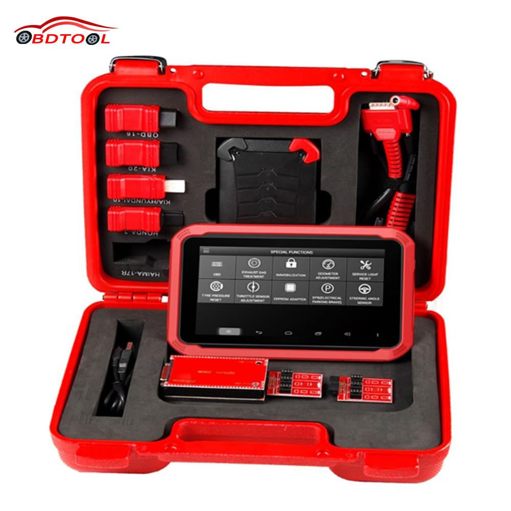 100% Original Xtool CAR Auto Key Programmer Diagnostic Tool X100 Pad Special Function Express Shipping Popular(China (Mainland))