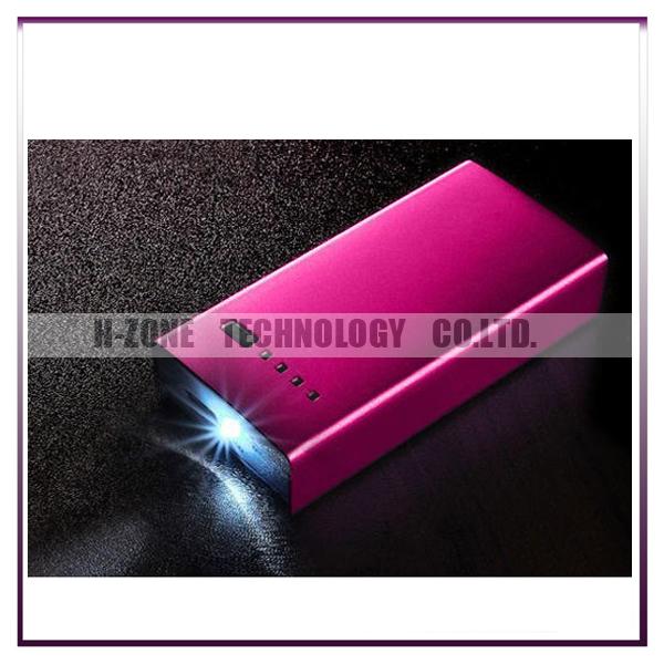 Free shipping pocket size 4400mAh universal bank power for iphone 5 4s 4 A002(Hong Kong)