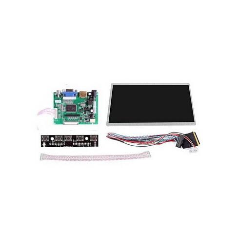 10.1 Inch TFT LCD 1024*576 Monitor Driver HDMI VGA(China (Mainland))