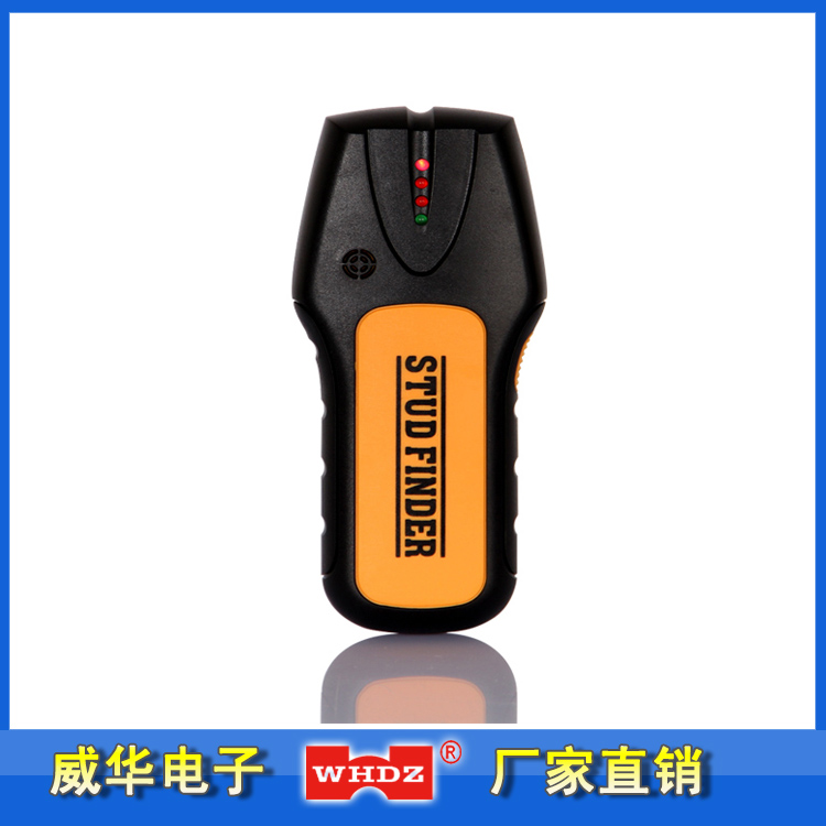 Stud finder metal detector AC voltage detector timber wood metal stud AC Wire Detector 3-in-1 wall scanner cable detector finder(China (Mainland))