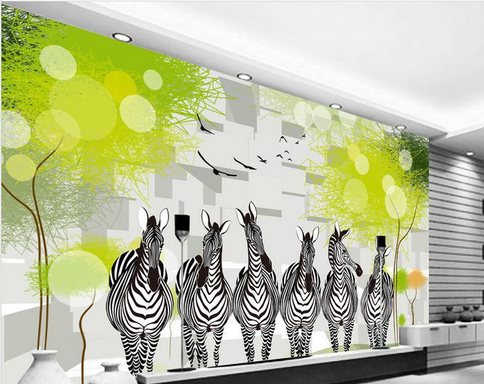 online kaufen gro handel zebra room aus china zebra room. Black Bedroom Furniture Sets. Home Design Ideas