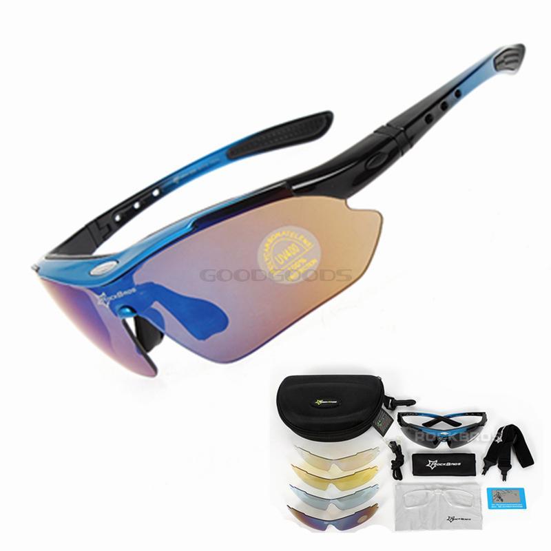 2015 RockBros Polarized Sun Glasses Outdoor Sports Sunglasses Cycling Sun Goggles Bicycle Bike Sunglasses TR90 Eye wear(China (Mainland))