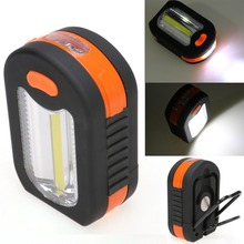 5W 350LM Multifunctional COB+3 LED Stand Flashlight Torch lanterna,Outdoor Portable Work Camp Light Tent Hang Lamp Magnet hook(China (Mainland))