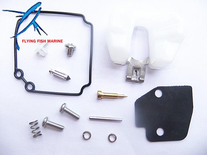 61n W0093 00 00 Outboard Motor Carburetor Repair Kit For