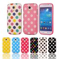 Candy Silicone TPU Gel Soft Case For SAMSUNG Galaxy S4 Mini i9190 i9195 Rubber Material Back Cover Shockproof Cell Phone Bags