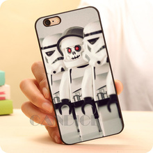 Hot stormtroopers star wars lego Hard Skin Mobile Phone Cases Accessories For iPhone 6 6 plus 5c 5s 5 4 4s Case Cover Original