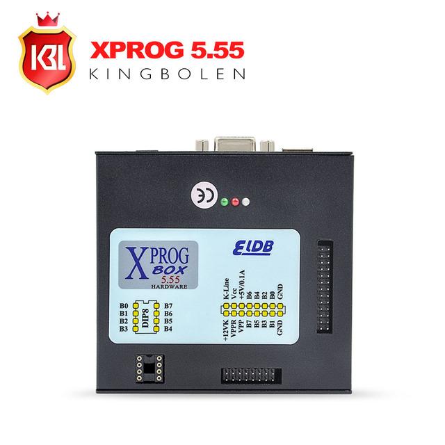 New Arrival XPROG M V5.55 ECU Chip Tunning X-prog M 5.55 Free Shipping