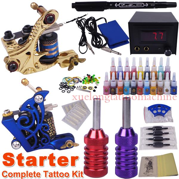 special double machine tattoo machine tattoo machine kit