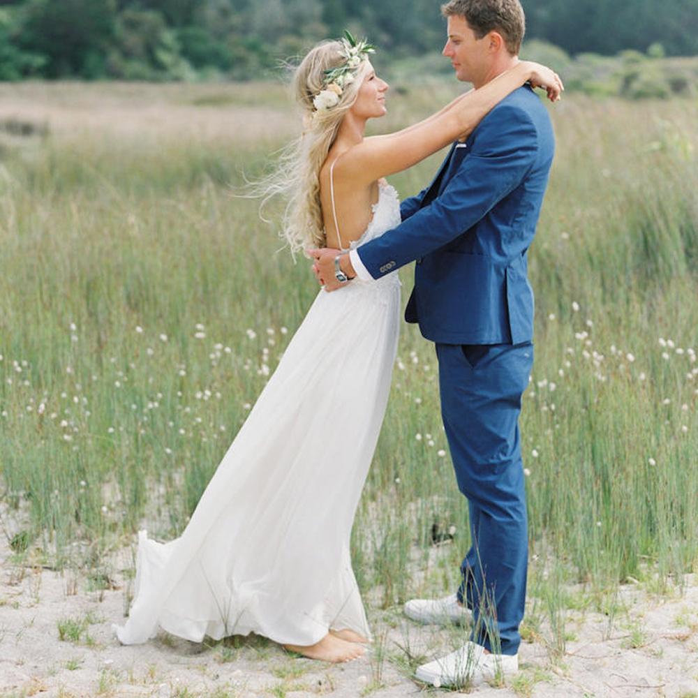 wedding goals lace top wedding dress Martina Liana Spring Bridal Collection