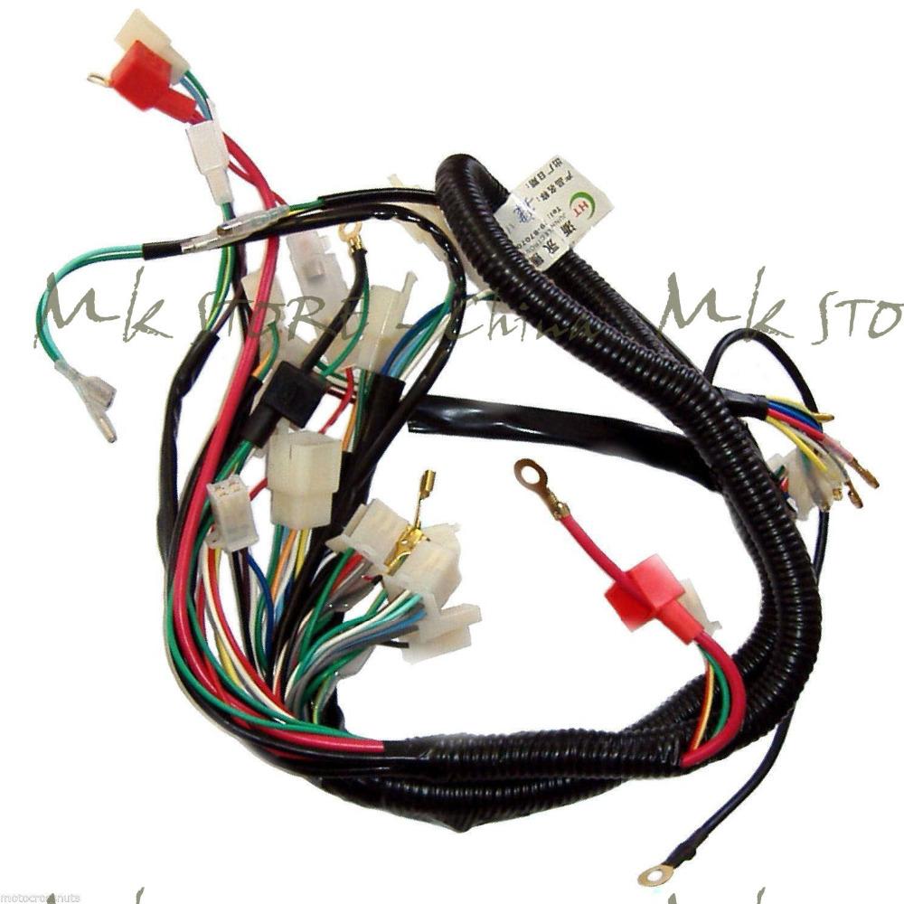 Chine 24250 Atv Wiring Harness Diagram Chine Free Wiring Diagrams – 110cc Chinese Atv Wiring Diagram