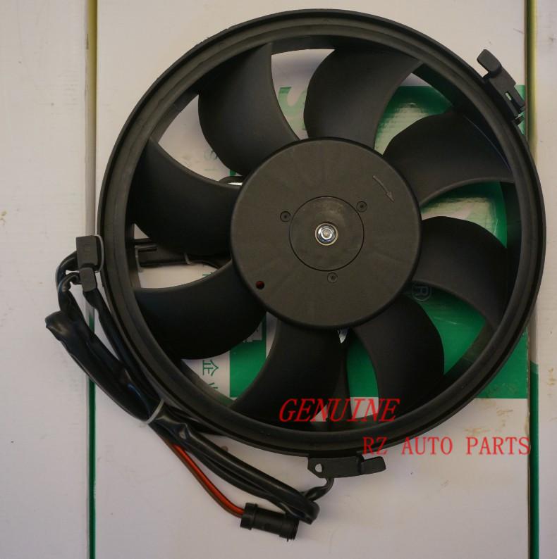 Фотография Radiator Cooling Fan Assembly for A4 B5 A6 A8 S8 VW Passat B5 2.0 skoda superb 8D0 959 455R
