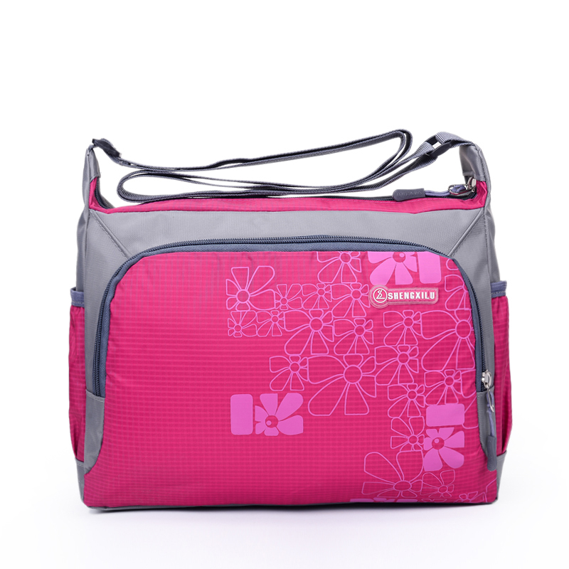 Portable large capacity outdoor sports bag College style brand tourism and leisure packages Unisex hot selling messenger bag(China (Mainland))