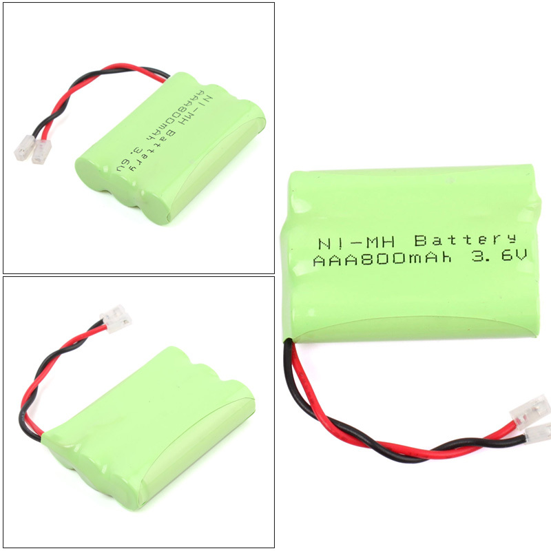Гаджет  3.6V 800mAh AAA NiMH Cordless Phone Rechargeable Battery BT-446 Replacement Pack ECOS #57467  None Электротехническое оборудование и материалы