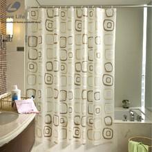 Tissu rideau de douche achats en ligne le monde plus - Rideau de douche en tissu impermeable ...