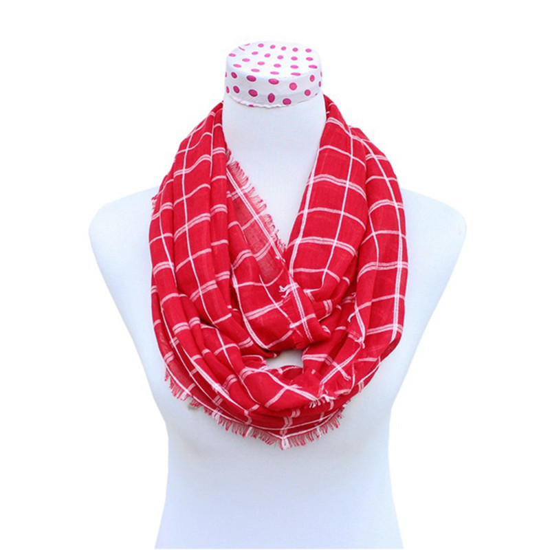 160cm 50cm Winter American And Europe Hottest Women Fashion Solid Cotton Voile Warm Soft Silk Scarf