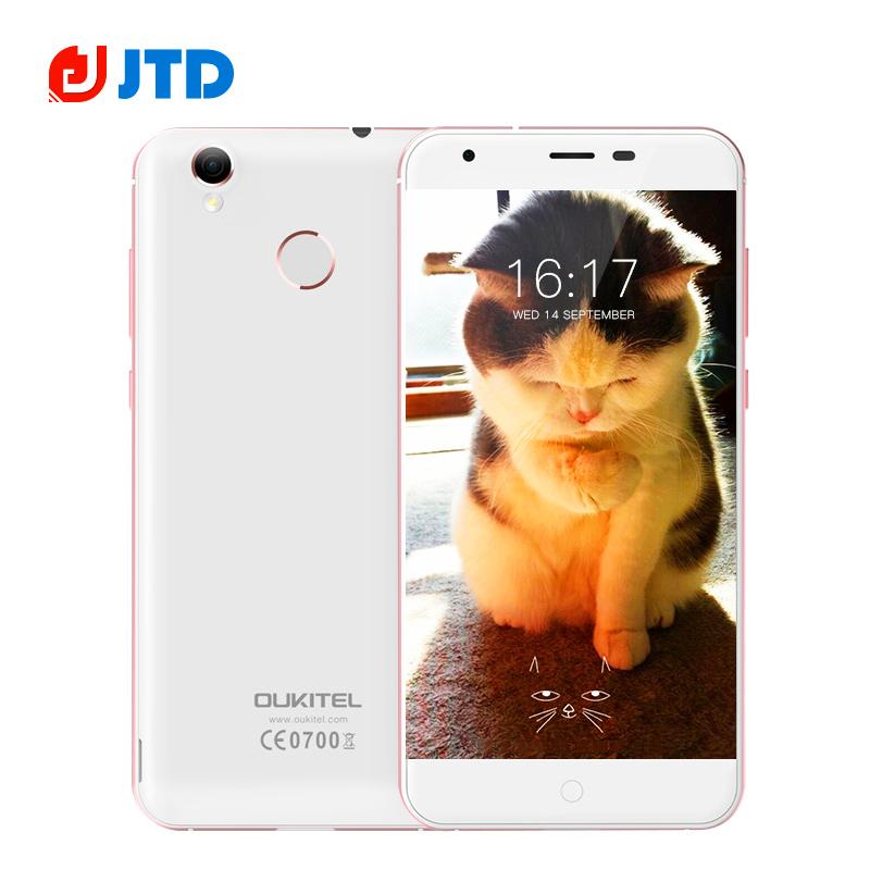 "Original Oukitel K7000 MTK6737 Quad core 2GB RAM 16GB ROM Android 6.0 5.0"" Mobile phone 4G LTE Smartphone Dual Sim Cellphone(China (Mainland))"