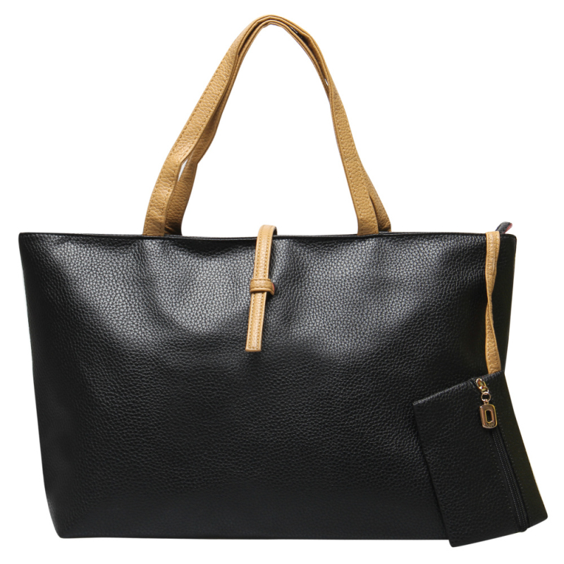 VEEVAN Fashion Leather Bags For Women 2015 Messenger Shoulder Clutch Bag Briefcases Tote School Beach Bags WFCHB0030508(China (Mainland))