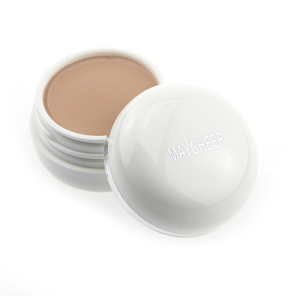 2016 Fashion High Quality Dark Circle Blemish Hide Concealer Smooth Makeup Cosmetics Foundation Cream(China (Mainland))