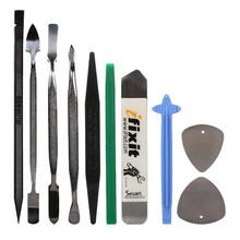 10 in 1 Mobile Phone Repair Tool Set Metal Spudger Pry Opening Bar for iPhone iPad Samsung Tablet Repair(China (Mainland))