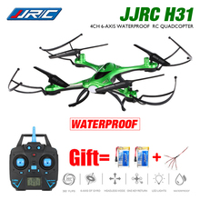 Waterproof Drone JJRC H31 No Camera Or 2MP Camera Or WiFi FPV Camera Headless Mode RC Quadcopter Helicopter Vs Syma X5HW X5SW(China (Mainland))