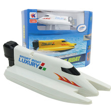 Create Toys 2.4G F1 Rowing XSTR 62 Boat High Powered RC Racing Boat NO.3313 Remote Control Boat (China (Mainland))