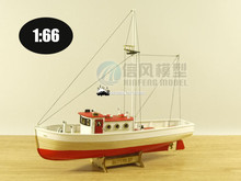 NEW wooden scale ship scale model 1/66 Naxox assembly model kits classical wooden sailing boat ship model kit(China (Mainland))