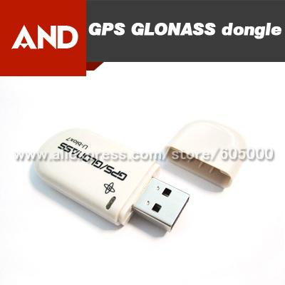 Free shipping VK-172 G MOUSE USB GPS USB GLONASS GPS dongle(China (Mainland))
