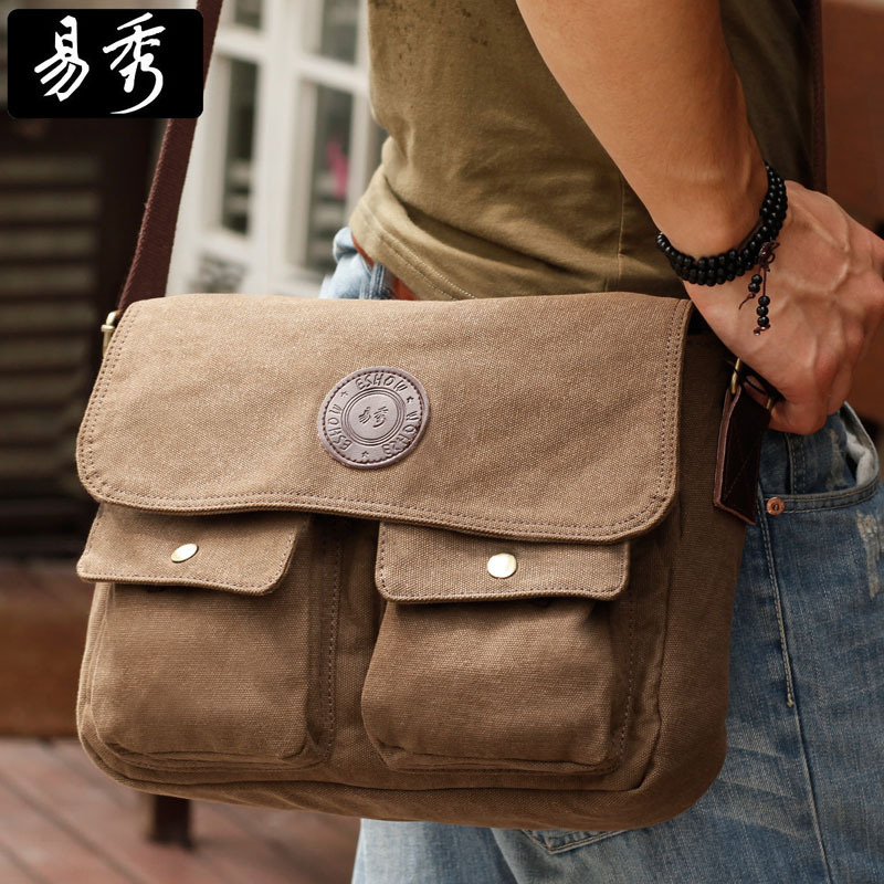 Mens Over The Shoulder Messenger Bags – Shoulder Travel Bag
