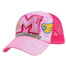 Wholesale 2015 new trendy popular summer hats for childs fashionable high quality cute boys girls children cool baseball caps